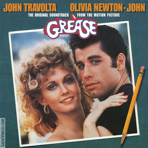 Grease OST Reissue