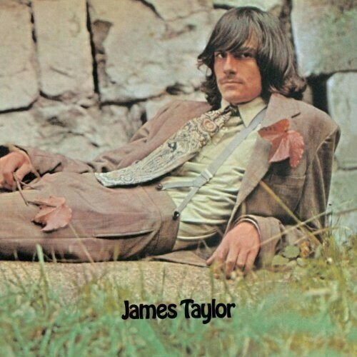 James Taylor / Self Titled Reissue