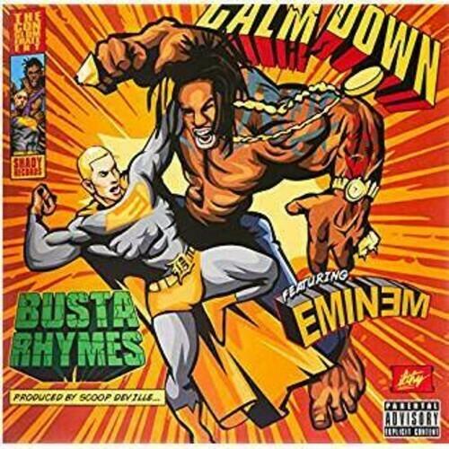 Busta Rhymes / Calm Down