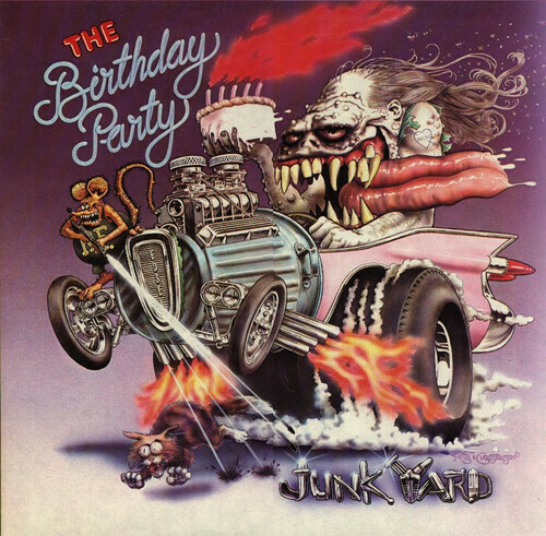 The Birthday Party / Junkyard (Import)