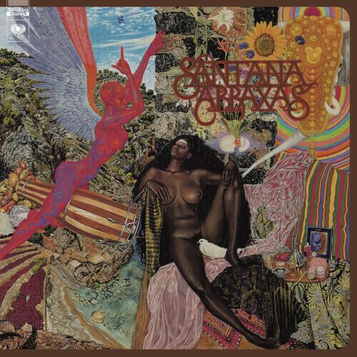 Santana / Abraxas Reissue