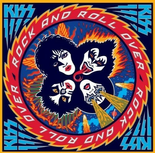 Kiss / Rock And Roll Over Reissue