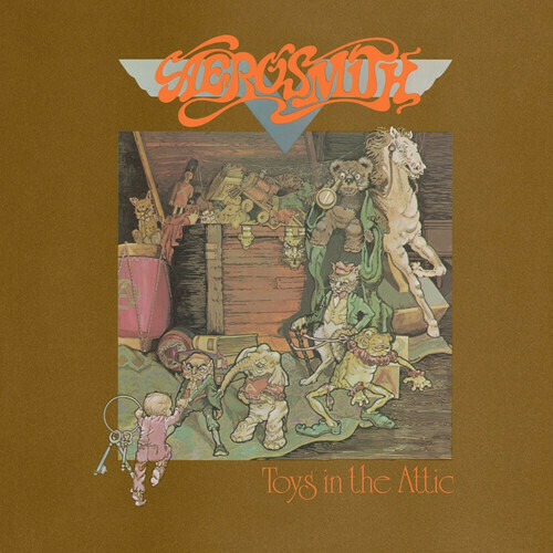 Aerosmith / Toys In The Attic Reissue