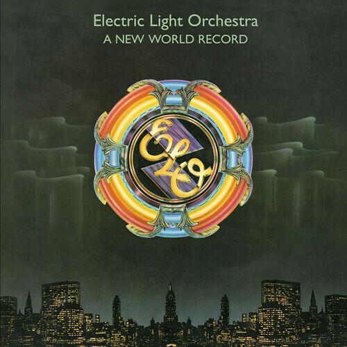 ELO / New World Record Reissue