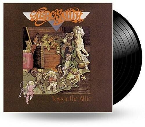 Aerosmith / Toys In The Attic Reissue (Import)