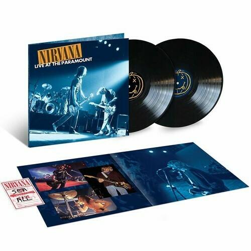 Nirvana / Live At Paramount