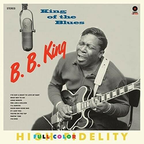B.B. King / King Of The Blues