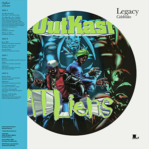 Outkast / Atliens Picture Disc