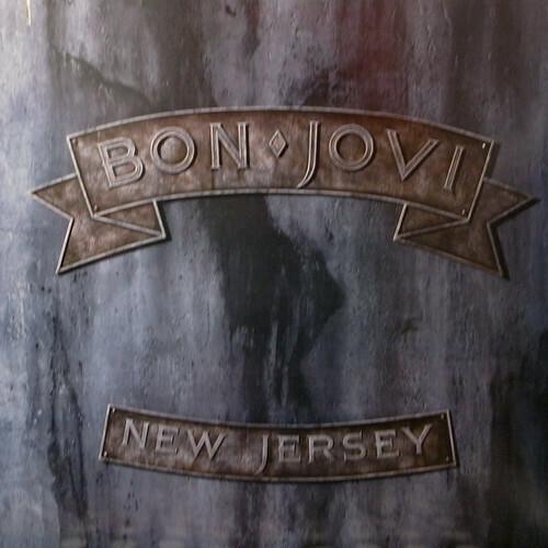 Bon Jovi / New Jersey Reissue
