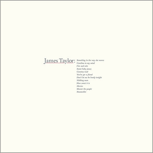 James Taylor / Greatest Hit Reissue