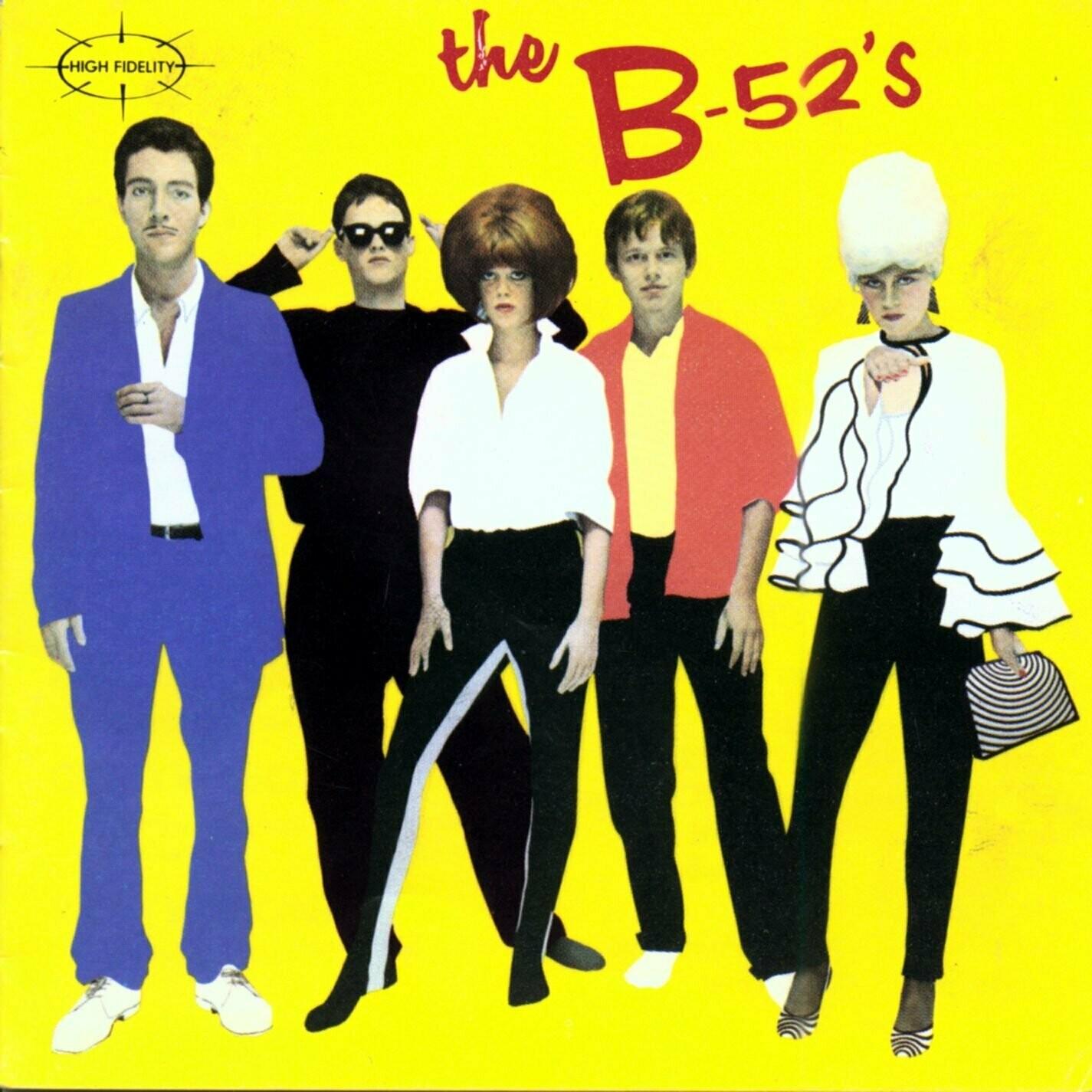 B-52's / Self Titled Reissue (Import)