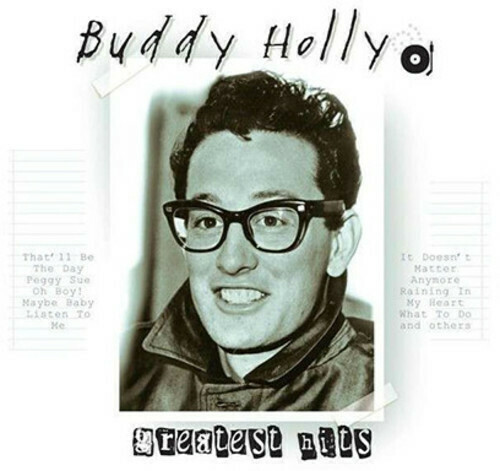 Buddy Holly / Greatest Hits Reissue
