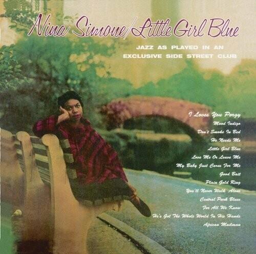 Nina Simone / Little Girl Blue Reissue
