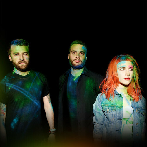 Paramore / Self Titled