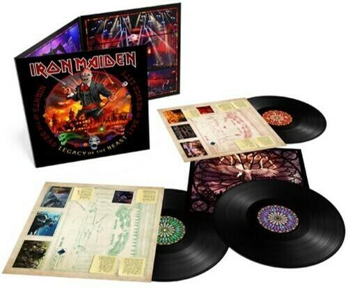 Iron Maiden / Night Of Dead