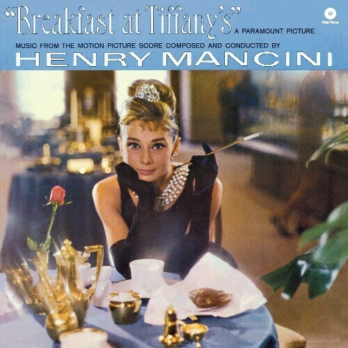 Breakfast At Tiffany's OST Reissue