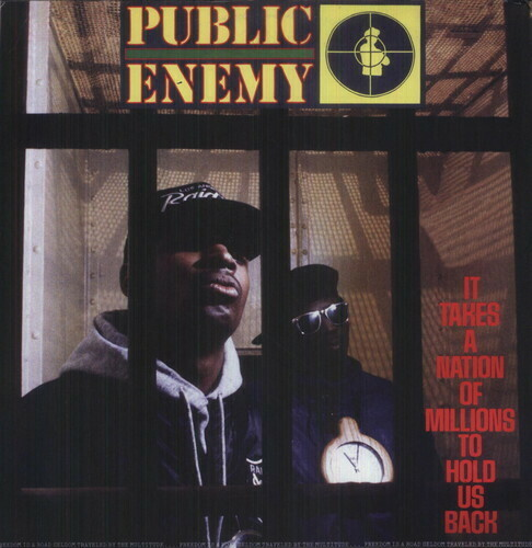 Public Enemy / It Takes A Nation Of Millions To Hold Us Back (Import)