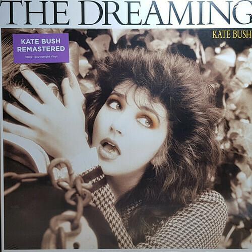 Kate Bush / Dreaming Reissue