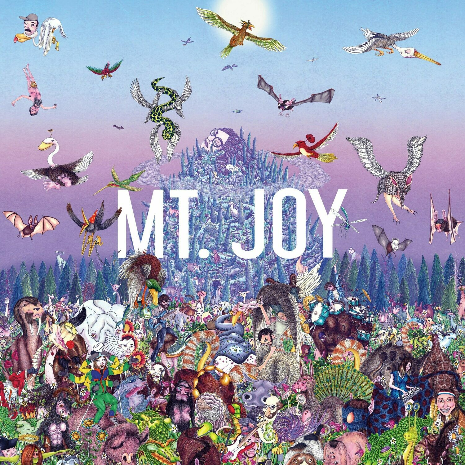Mt. Joy / Rearrange Us