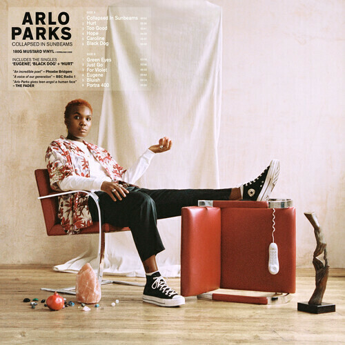 Arlo Parks / Collapsed