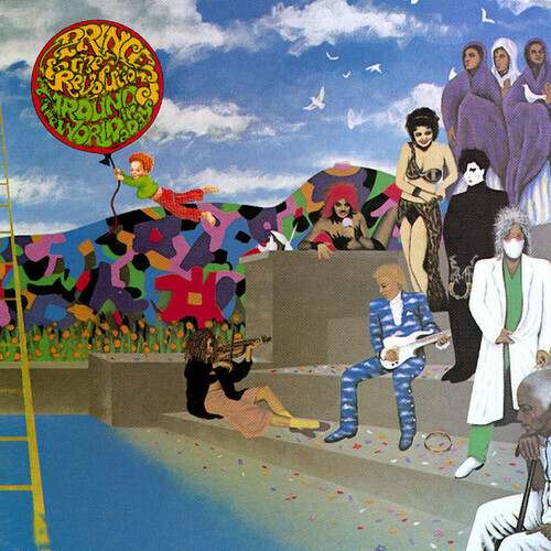 Prince / All Around The World Reissue