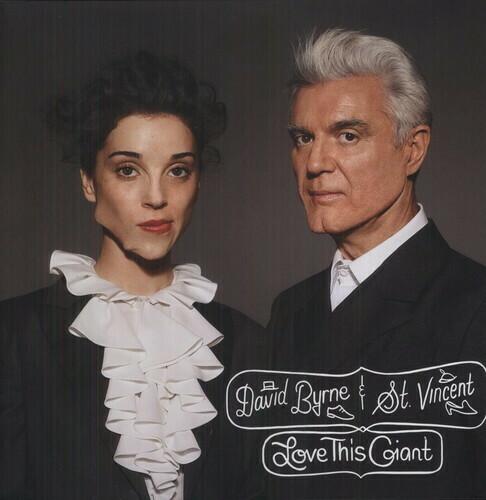 David Byrne & St. Vincent / Love This Giant