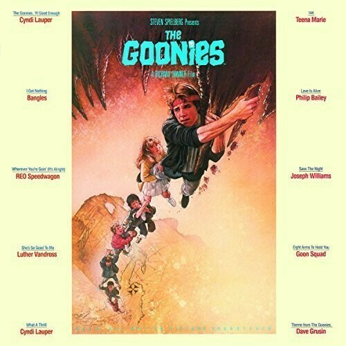 The Goonies OST