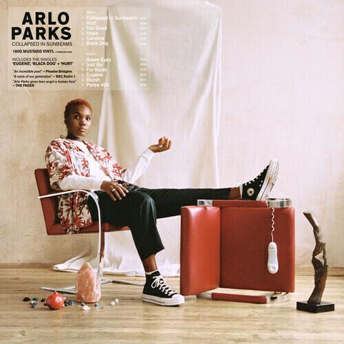Arlo Parks / Collapsed In Sunbeams (Yellow Vinyl)
