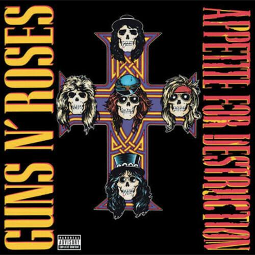 Guns N Roses / Appetite For Destruction Reissue