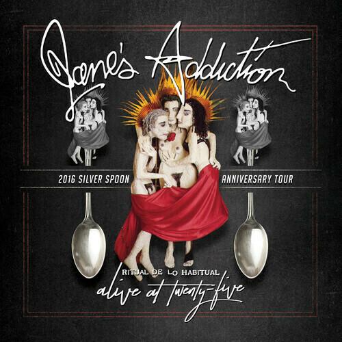 Jane's Addiction / Alive At Twenty - Five