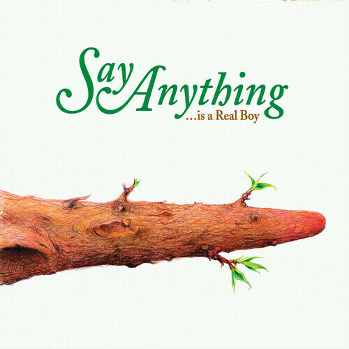 Say Anything / Is A Real Boy (Yellow Vinyl)