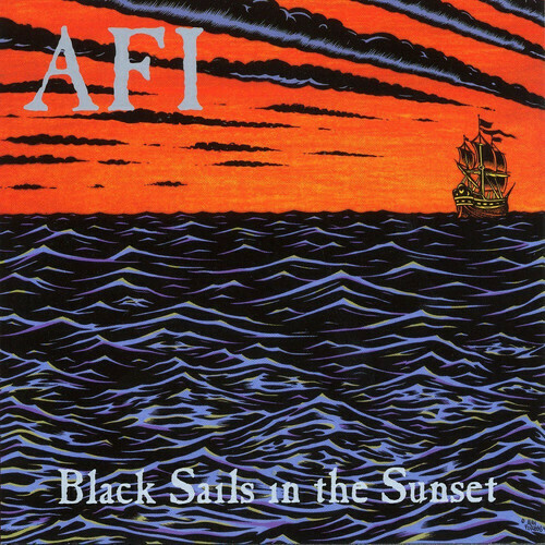 AFI / Black Sails In Sunset