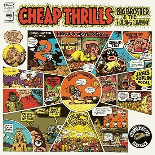 Big Brother / Cheap Thrills Reissue