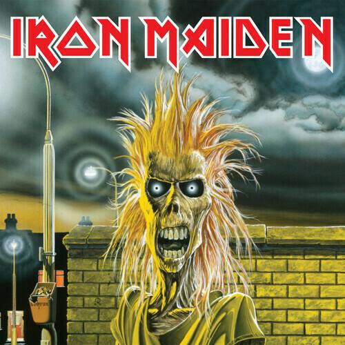 Iron Maiden / Self Titled Reissue