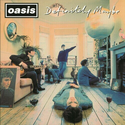 Oasis / Definitely Maybe