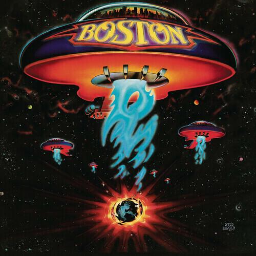 Boston / Self Titled Reissue