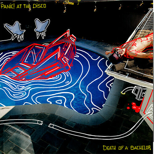 Panic At The Disco / Death Of A Bachelor (Ltd. Silver Vinyl)