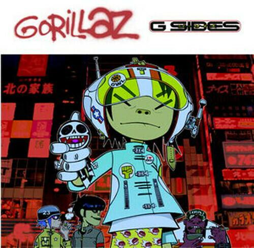 Gorillaz / G-Sides