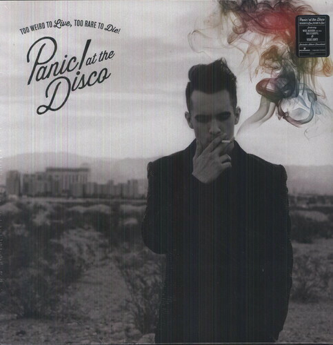 Panic At The Disco/ Too Weird To Live