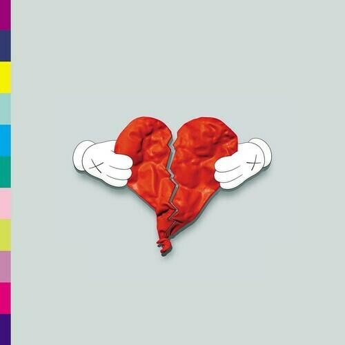 Kanye West / 808s & Heartbreak