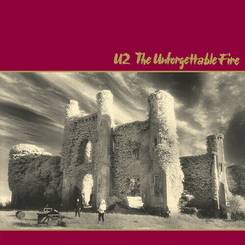 U2 / Unforgettable Fire Reissue