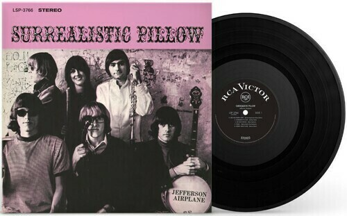 Jefferson Airplane / Surrealistic Pillow Reissue