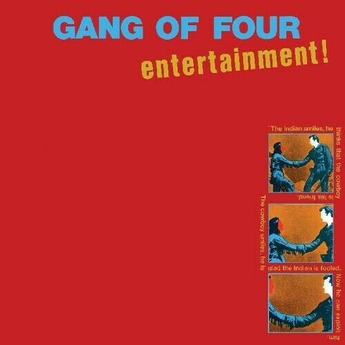 Gang Of Four / Entertainment (Colored Vinyl)