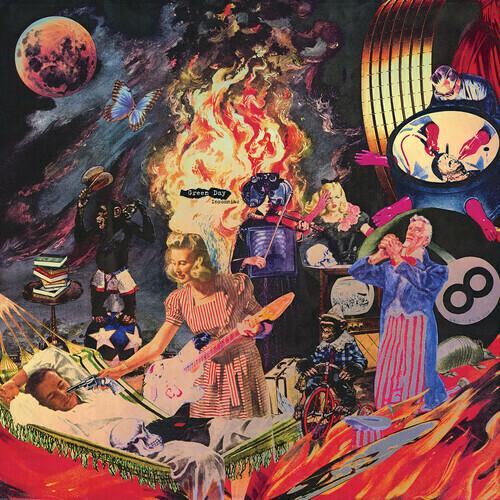 Green Day / Insomniac (25th Anniversary)