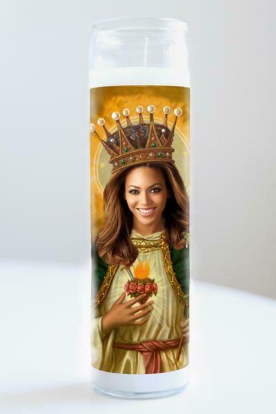 Illuminidol Beyonce Candle