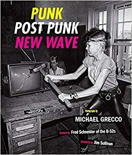 Punk/Post Punk/New Wave Book