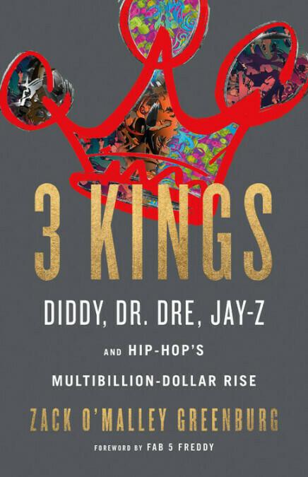 3 Kings Hip Hop Book