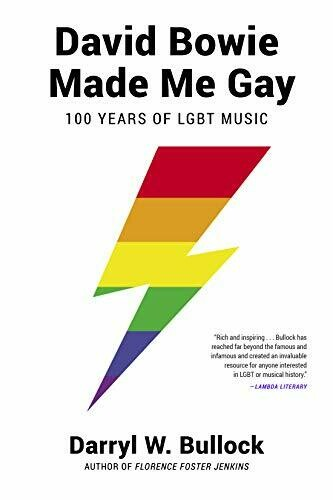 Bowie Made Me Gay Book