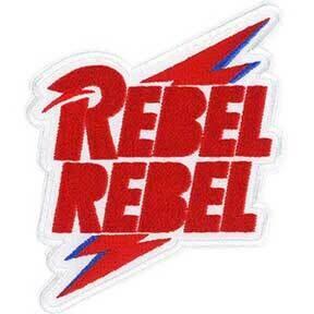 Rebel Rebel Patch