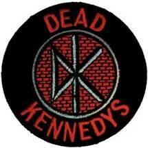 Dead Kennedys Logo Patch